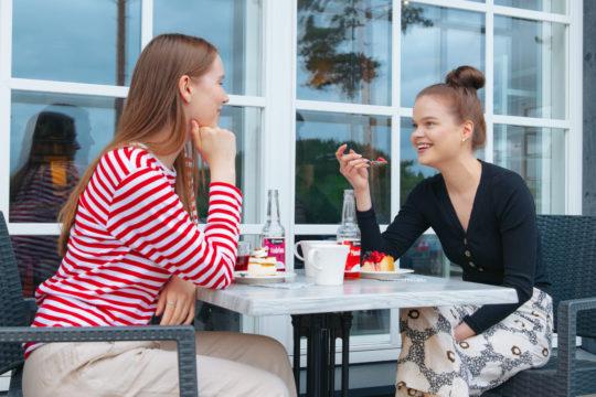 Viipurilainen kotileipomo kahvila Viipurilanen Cafe