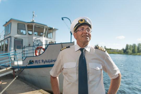 Heinolan Laivaosakeyhtiö ms Pyhäjärvi