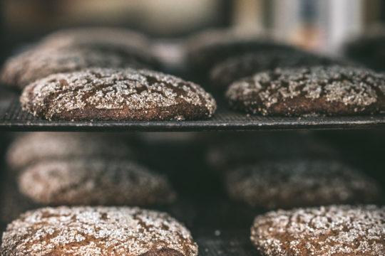 Viipurilainen kotileipomo ruispalaleipiä rye bread