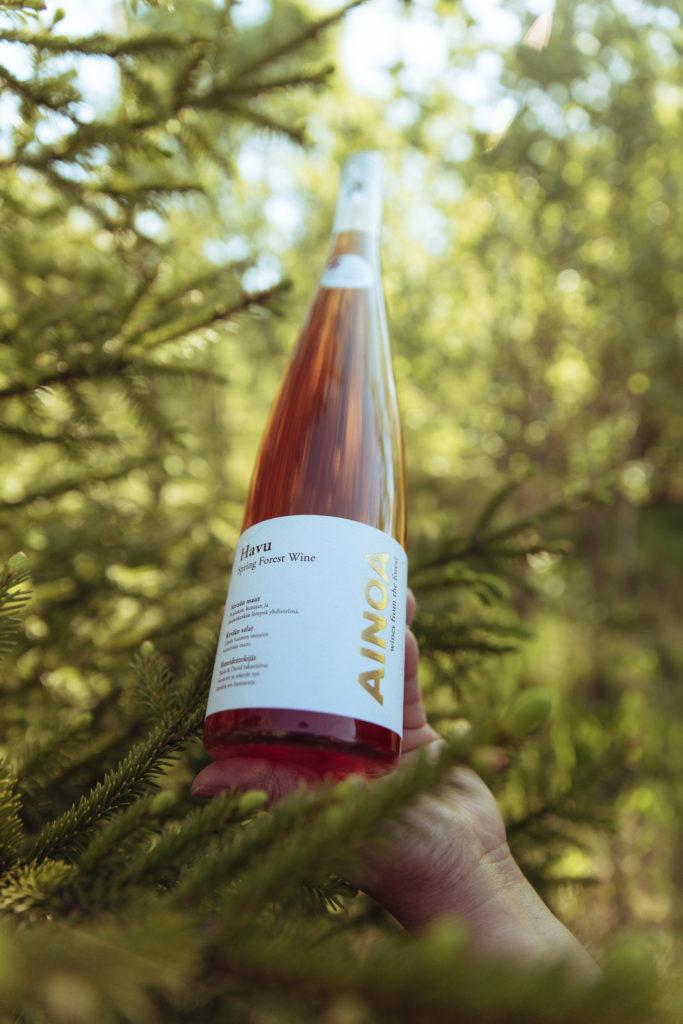 Ainoa Winery Havu viini wine