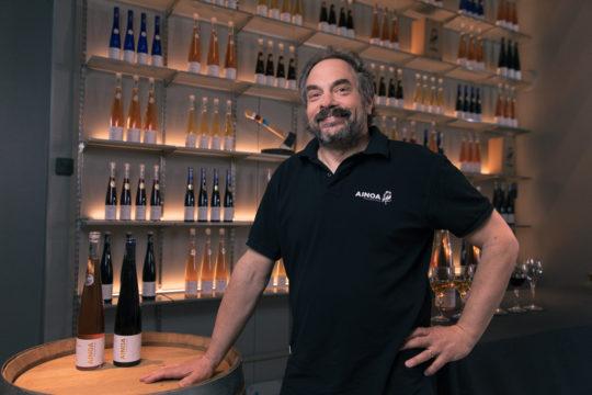 Ainoa Winery David Cohen