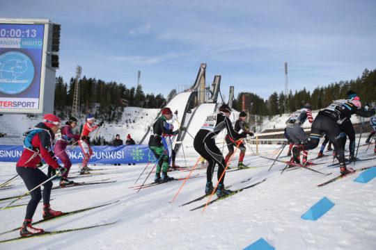 Finlandiahiihto Finlandia Ski Marathon