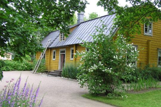 Heinola Lääninkivalteri Aschanin talo