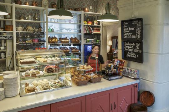 Kahvila Kariranta Cafe
