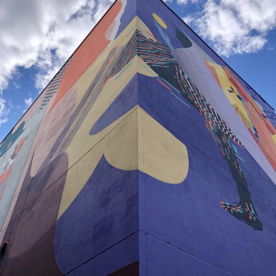 Malski muraali Lahti