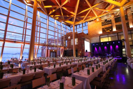 Sibeliustalo Metsähalli juhlakattaus Sibelius Hall Forest hall Lahti