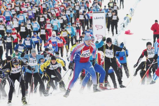 Finlandia Hiihto Filandia Ski Marathon
