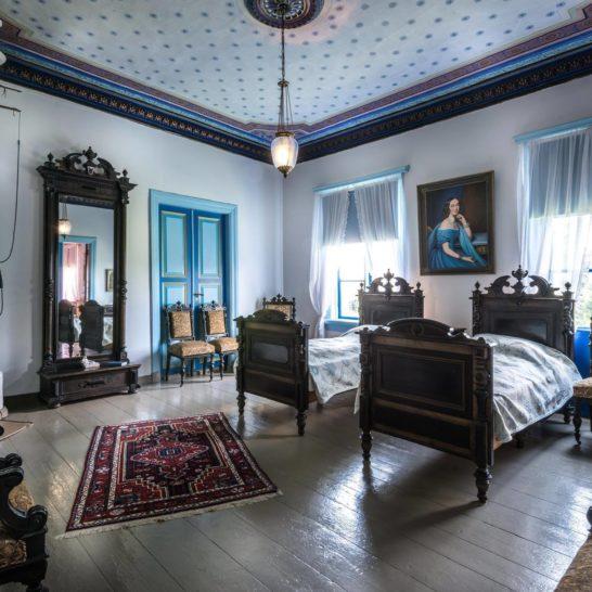 Virtaan kartano manor house majoitus accommodation