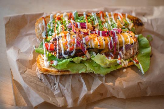 Ravintola Nosturi Hot dog