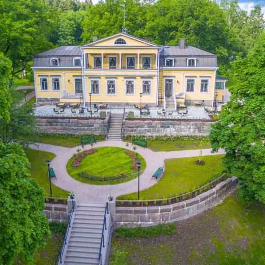 Mukkulan kartano Mukkula Manor