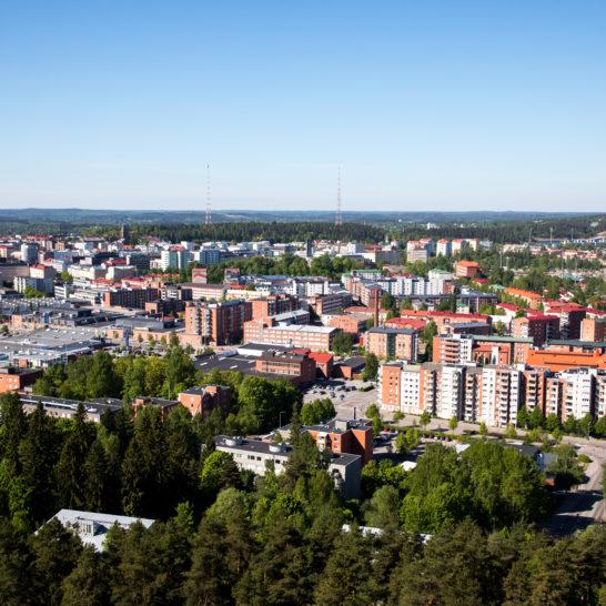Lahden kaupunki Lahti City