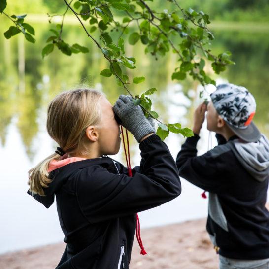 Lahti Ympäristökasvatus Environmental Education in Lahti