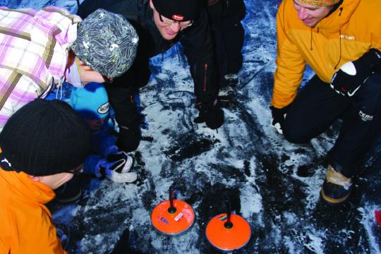 4event alppicurling alpine curling 4Winterfest
