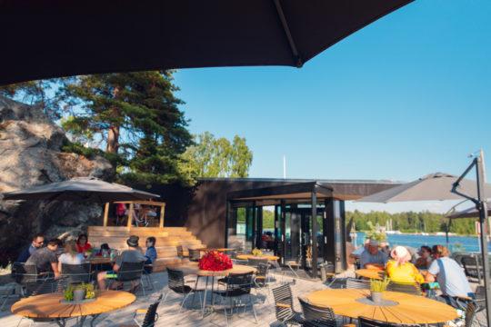 Ilola Inn hotel restaurant