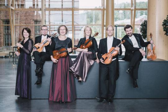 Sinfonia Lahti Lahti Symphony Orchestra