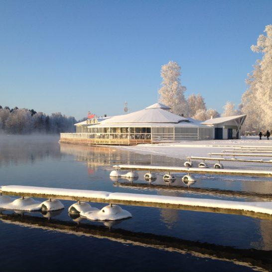 RantaCasino Heinola talvi Winter