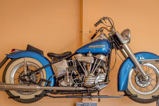 Moottoripyörämuseo Motorbike Museum
