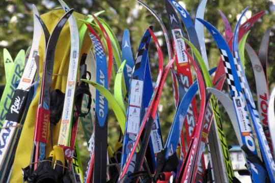 Finlandia-hiihto suksivarasto Finlandia Ski Marathon
