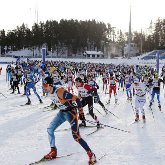 Finlandia-hiihto 2018 Finlandia Ski Marathon