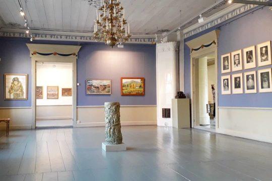 Heinolan taidemuseo Heinola Art Museum