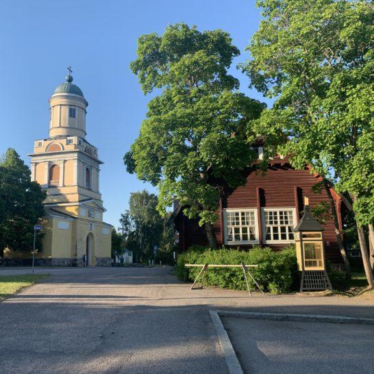 Hollola kirkonkylä