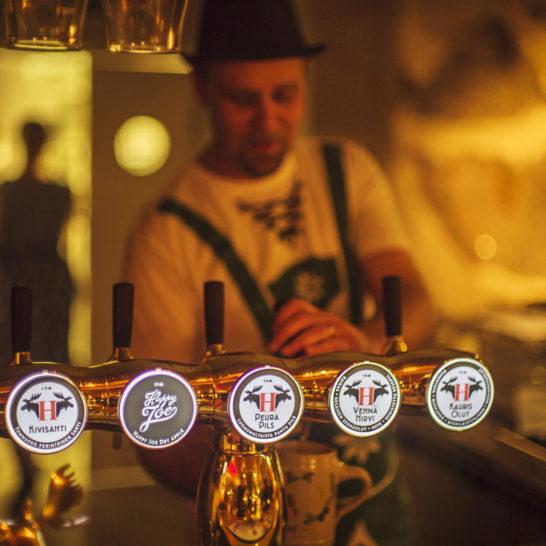 Hollolan Hirvi restaurant brewery