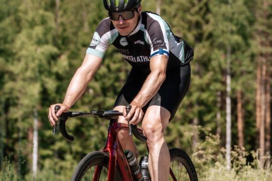 Kalle Kotiranta pyöräily cycling