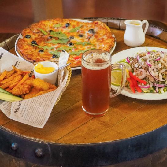 Krouvin Sahtiravintola restaurant