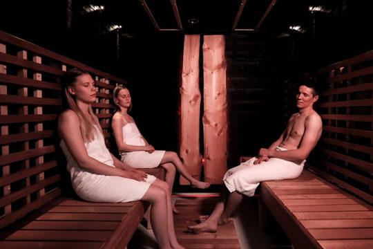 Nowene infrapunasauna infrared sauna