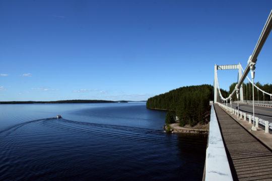 Pulkkilanharju ridge Asikkala Lake Päijänne