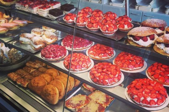 Pulla-Pojat leipomo bakery
