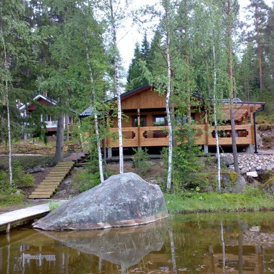 Yli-Kaitalan Lomamökit Cottages