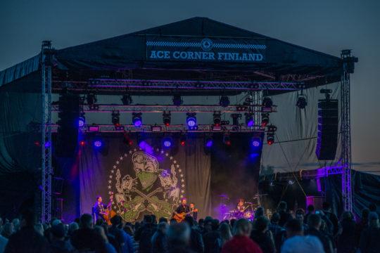 Ace Cafe Lahti music event