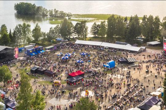 Lahti Energia tapahtumapuisto event park