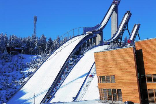 Lahden Urheilukeskus Lahti Sports Centre Hiihtomuseo Ski Museum Ravintola Voitto