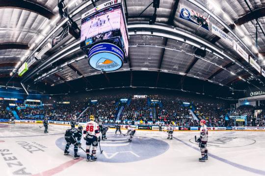 Pelicans Isku Arena