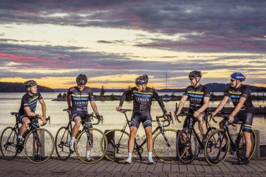 Lahden Pyöräilijät cyclers
