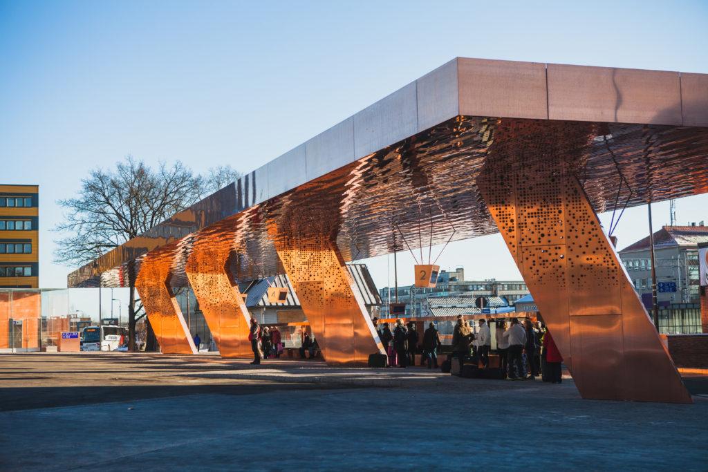 Lahden matkakeskus travel center