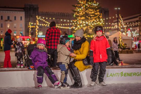 Lahden joulukylä Lahti Christmas Village