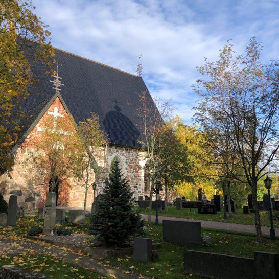 Hollolan kirkko Hollola church