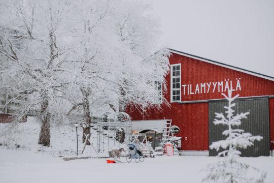 Kinnarin tila Kinnari Farm
