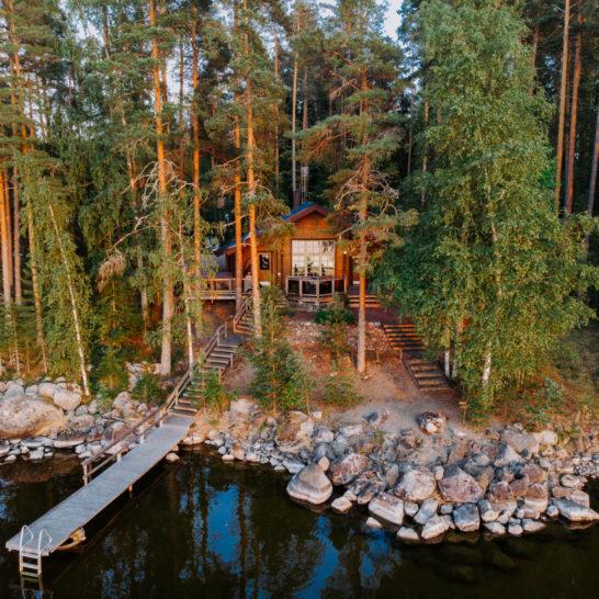Lehmonkärki Resort mökit cottages
