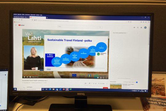 STF koulutus Marketta Viljasaari