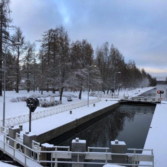 Vääksyn kanava Vääksy Canal