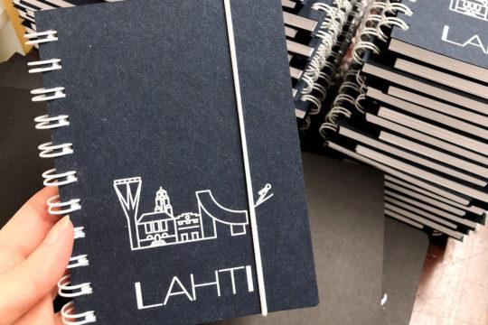 Private Case Lahti-vihko