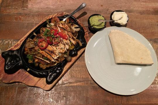 Ravintola Santa Fe tortilla