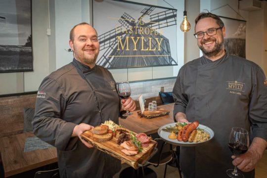 Gastropub Mylly Restaurant