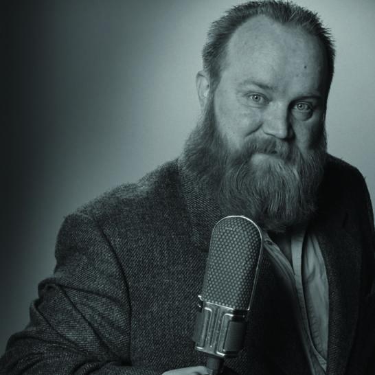 Radio- ja tv-museo Mastola Ihanasti sanottu -näyttely Göstä Sundqvistista on avoinna elokuun loppuun 2021 saakka.