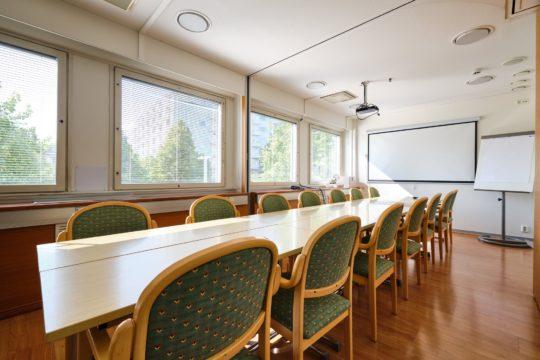GreenStar kokoustila
