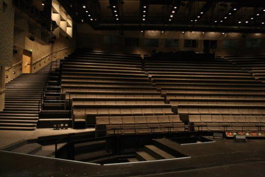 Lahden kaupunginteatteri Juhani-näyttämö